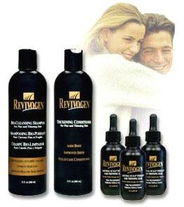 Revivogen - Gegen Haarausfall auf natürliche Art