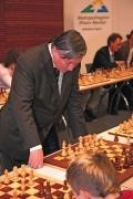 Russischer Schach-Weltmeister Anatoli Karpow