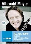 Albrecht Mayer Konzert BASF