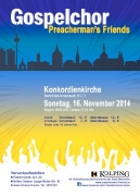 Preacherman´s Friends, Gospel im Quadrat